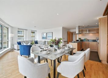 Thumbnail 2 bed flat for sale in Oyster Wharf, Battersea