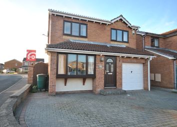 Thumbnail 4 bed detached house for sale in Wheatfield Drive, Tickhill, Doncaster
