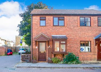 Thumbnail 1 bed semi-detached house for sale in High Street, Ramsey, Huntingdon