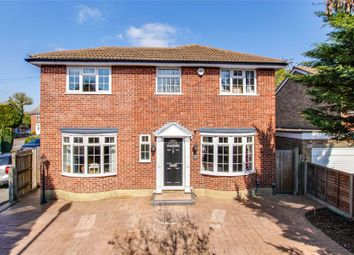 Thumbnail 4 bed detached house for sale in Esher Road, Hersham, Walton-On-Thames, Surrey
