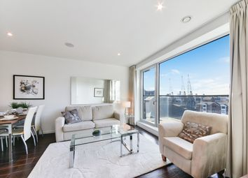 Thumbnail 1 bed flat to rent in Baltimore Wharf, Oakland Quay, London