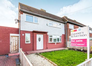 Thumbnail 3 bed semi-detached house for sale in Redcar Road, Thornaby, Stockton-On-Tees