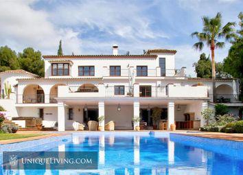 Thumbnail 7 bed villa for sale in Golden Mile, Marbella, Costa Del Sol