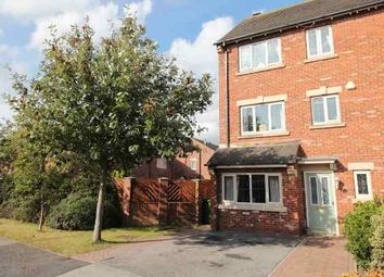 Thumbnail 4 bed semi-detached house for sale in Punton Walk, Snaith, Goole