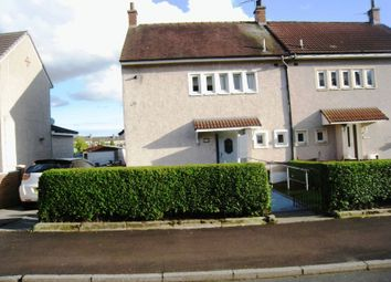 Thumbnail 4 bed semi-detached house for sale in Craigend Drive, Kirkwood, Coatbridge
