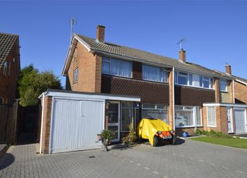 Thumbnail 3 bed semi-detached house for sale in Carmarthen Road, Up Hatherley, Cheltenham