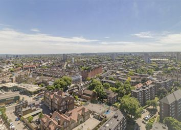 Thumbnail 1 bed flat to rent in Sky Gardens, 155 Wandsworth Road, Nine Elms, London