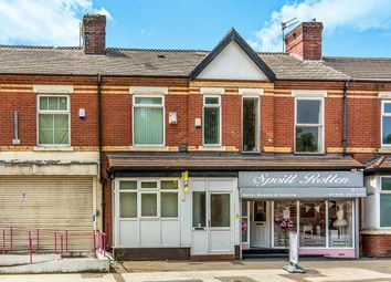 Thumbnail 4 bed terraced house for sale in Littleton Road, Salford