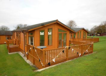 Thumbnail 2 bed detached bungalow for sale in Doublebois Lodges, Doublebois, Liskeard, Cornwall