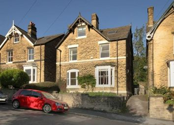 Thumbnail 5 bedroom detached house for sale in Elmore Road, Sheffield, South Yorkshire