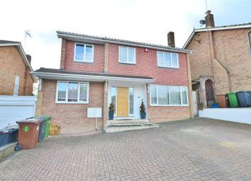 Thumbnail 4 bed detached house for sale in Magnaville Road, Bushey Heath, Bushey