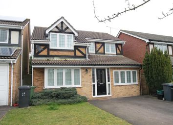 Thumbnail 4 bed detached house to rent in Fox Leigh, High Wycombe