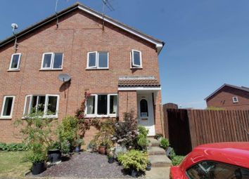 Thumbnail 1 bed terraced house to rent in Raydon Croft, Stowmarket