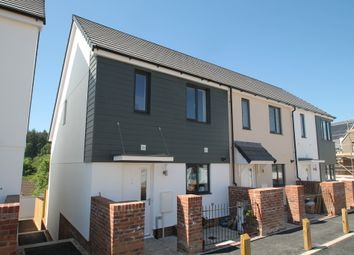 Thumbnail 2 bedroom terraced house for sale in Coombe Lane, Tamerton Foliot, Plymouth