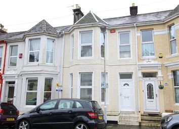 Thumbnail 3 bedroom terraced house for sale in Knighton Road, Plymouth, Devon