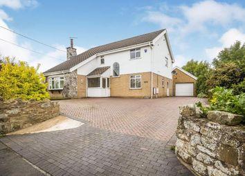 Thumbnail 4 bed detached house for sale in Bryn Road, Bryn-Y-Baal, Mold, Flintshire