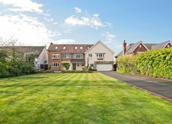 Thumbnail 7 bed detached house for sale in Streetsbrook Road, Solihull, Warwickshire