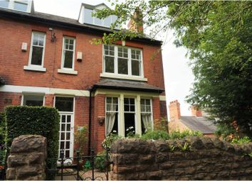 Thumbnail 5 bedroom semi-detached house for sale in Cyprus Road, Mapperley Park, Nottingham