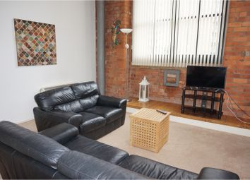 Thumbnail 1 bed flat to rent in 11 Hulme Hall Road, Manchester