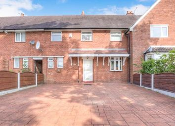Thumbnail 3 bed terraced house for sale in Talbot Street, Hazel Grove, Stockport, Cheshire
