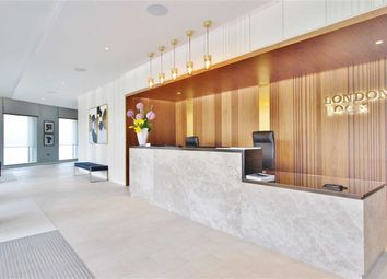 Thumbnail 1 bed flat for sale in Admiralty Building, London Dock, London