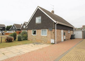 Thumbnail 3 bed property for sale in Three Corner Drive, Old Catton, Norwich