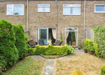 Thumbnail 3 bed terraced house for sale in Odecroft, Ravensthorpe, Peterborough