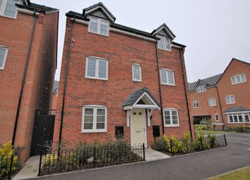 Thumbnail 4 bed detached house for sale in Armitage Road, Rugeley