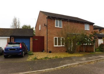Thumbnail 3 bed semi-detached house for sale in Norman Close, Scarning, Dereham