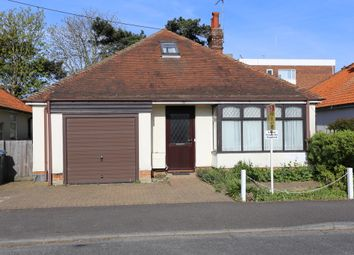 Thumbnail 3 bedroom detached bungalow for sale in Fleetwood Road, Felixstowe