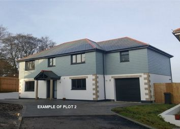 4 bed detached house for sale in Wheal Uny Court, Trewirgie Hill, Redruth, Cornwall TR15