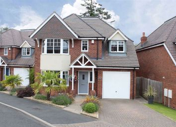 Thumbnail 4 bed detached house for sale in Church View Gardens, Kinver, Stourbridge, West Midlands
