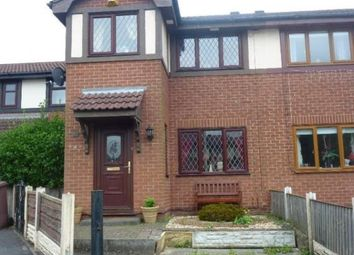 Thumbnail 3 bed semi-detached house for sale in Houghton Close, Newton-Le-Willows, Merseyside
