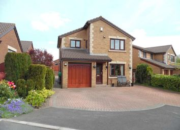 Thumbnail 4 bed detached house for sale in Greencroft Meadow, Royton, Oldham