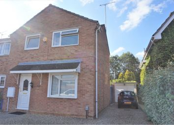 Thumbnail 3 bedroom semi-detached house for sale in Woodchester, Swindon