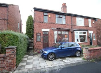Thumbnail 4 bedroom semi-detached house for sale in Belgrave Crescent, Stockport