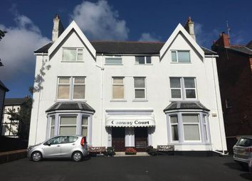 Thumbnail 1 bedroom flat for sale in Conway Court, 13-15 Park Road, Lytham St. Annes, Lancashire