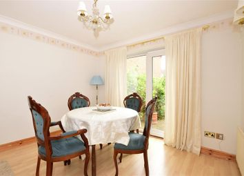 Thumbnail 3 bed detached house for sale in Hasted Close, Greenhithe, Kent