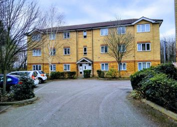 Thumbnail 2 bed flat to rent in Davey Close, London