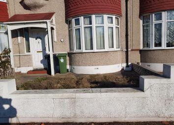 Thumbnail 3 bedroom semi-detached house to rent in Woodbridge Road, Barking