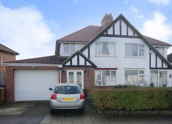 Thumbnail 4 bedroom semi-detached house for sale in Boxtree Lane, Harrow Weald