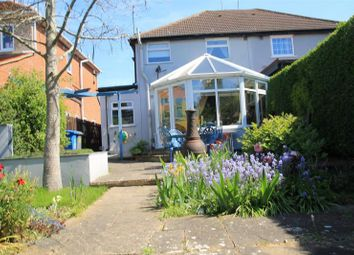 Thumbnail 2 bed semi-detached house for sale in Horton Road, Datchet, Slough