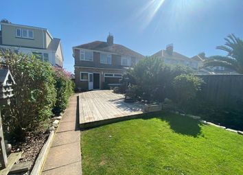 Thumbnail 3 bed semi-detached house for sale in Hillbourne Road, Weymouth