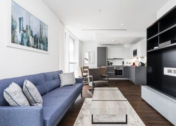 Thumbnail 1 bed flat to rent in Maine Tower, 9 Harbour Way, London, London