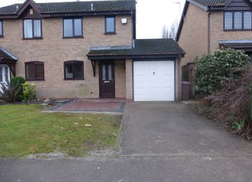Thumbnail 2 bed semi-detached house to rent in Gatcombe Grove, Sandiacre, Nottingham