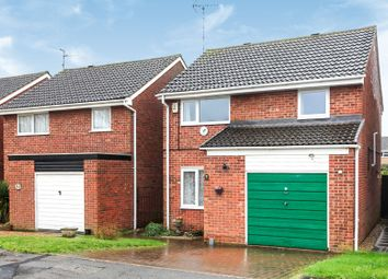 Thumbnail 3 bed detached house for sale in Medeswell, Orton Malborne, Peterborough