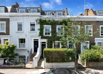 Thumbnail 3 bed terraced house for sale in Britannia Road, Fulham, London