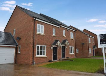 Thumbnail 3 bedroom semi-detached house to rent in Railway View, Lightmoor, Telford