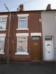 Thumbnail 3 bed terraced house for sale in Main Street, Netherseal, Swadlincote, Derbyshire