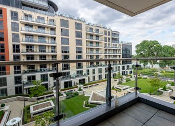 Thumbnail 2 bed flat to rent in Boxtree House, Imperial Wharf